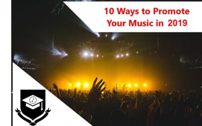 10 Ways to Promote Your Music in 2020