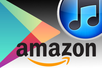 Sell Music Online Amazon, Google Play, and iTunes