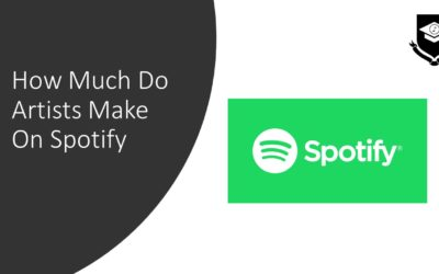 How Much Do Artists Make On Spotify