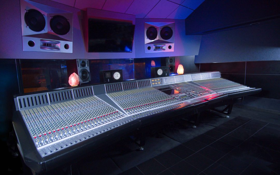 Home Recording Studio – How to create one? What's important?