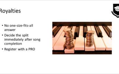 How Do Songwriters Make Money